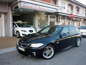 BMW 520 Touring Auto Pack M Março/16 - à venda - Ligeiros