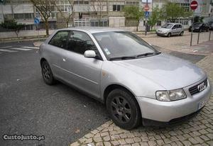 Audi A3 1.6 sport Fevereiro/98 - à venda - Ligeiros