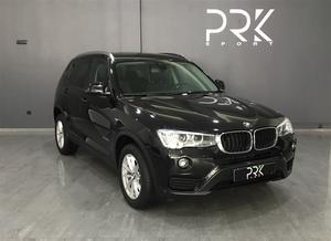 BMW X3 20 d xDrive Advantage Auto (190cv) (5p)
