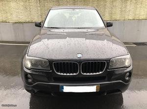 BMW X3 SUV Junho/07 - à venda - Monovolume / SUV, Aveiro -