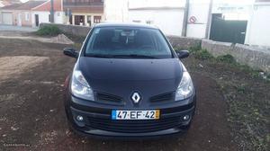 Renault Clio TCE Dynamique Agosto/07 - à venda - Ligeiros