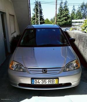 Honda Civic cv Janeiro/01 - à venda - Ligeiros