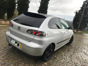 Seat Ibiza 6l 1.9 tdi sport 130cvs Junho/02 - à venda -