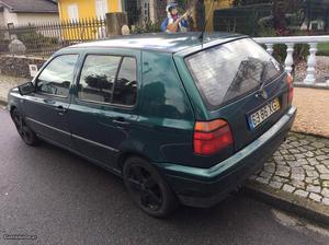 VW Golf Golf tdi 90CV Abril/95 - à venda - Ligeiros