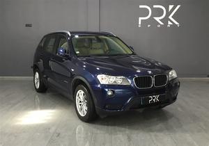 BMW X3 20 d xDrive Auto (184cv) (5p)