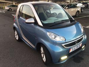 Smart Fortwo 1.0 Micro Hybrid Drive passion (71 Cv)