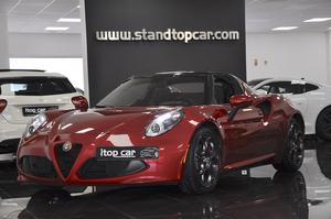 Alfa Romeo 4C Spider  TBi (240cv) (2p)