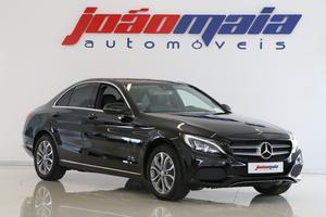 Mercedes-Benz Classe C 220d Avantgarde (LED´s - GPS)