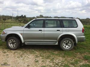 Mitsubishi Pajero Sport (k90) Julho/00 - à venda - Pick-up/