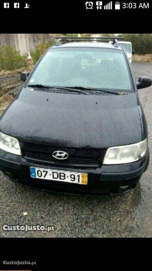 Hyundai Matrix 1.5 Fevereiro/07 - à venda - Ligeiros