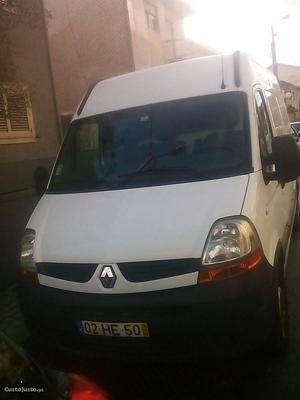 Renault Master  dci Janeiro/09 - à venda - Comerciais /