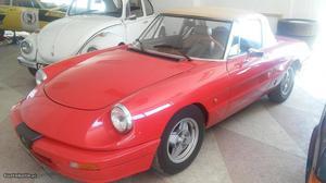 Alfa Romeo Spider 2.0 Julho/84 - à venda - Descapotável /