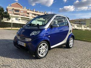 Smart Cabrio Fortwo Cdi Cabrio Passion Janeiro/02 - à venda