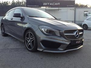 Mercedes-Benz CLA 200 CDI AMG LINE Julho/16 - à venda -