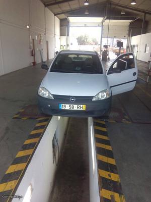 Opel Corsa 1.7 di Março/01 - à venda - Comerciais / Van,