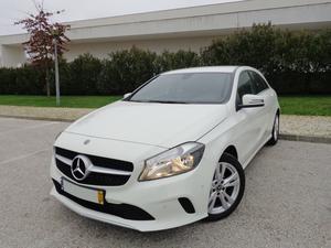 Mercedes-Benz Classe A 180 CDI Urban C/GPS 109cv