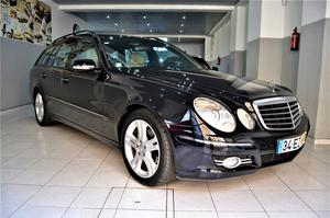 Mercedes-Benz Classe E 220 CDi Avantgarde Aut. (170cv)