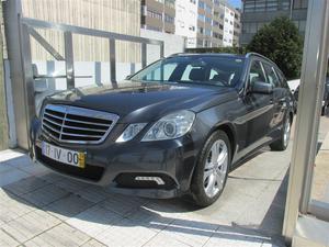Mercedes-Benz Classe E 220 CDi Avantgarde BlueEf. Auto