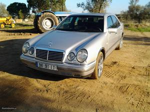 Mercedes-Benz E 300 Mercedes E Agosto/97 - à venda -