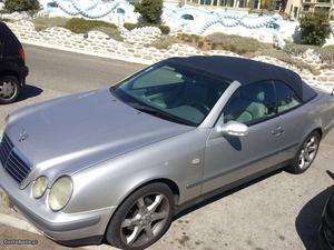 Mercedes-Benz CLK 200 cabrio AMG GPL Maio/99 - à venda -
