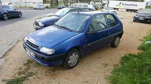 Citroën Saxo 1.0 NEGOCIÁVEL Agosto/98 - à venda -