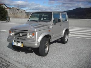 Suzuki Samurai 4lugares TD Outubro/00 - à venda - Pick-up/