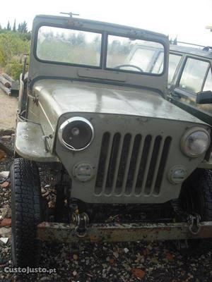 Jeep CJ-3 Willys Maio/80 - à venda - Pick-up/