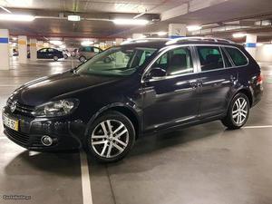 VW Golf Variant 1.6TDi HighLine 105Cv GPS 140/Mês