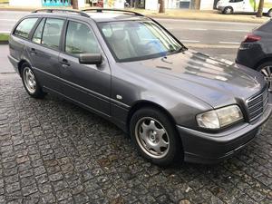 Mercedes-Benz C 220 cdi cx automatica Abril/97 - à venda -