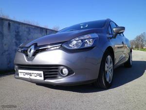 Renault Clio Sport Tourer 1.5 DCI Julho/15 - à venda -