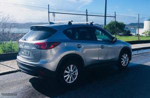 Mazda CX-5 2.2 EVOLVE NAVI Agosto/13 - à venda - Monovolume