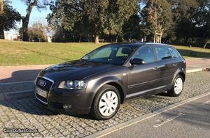 Audi A3 Sportback cv Agosto/06 - à venda - Ligeiros