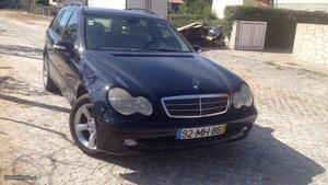 Mercedes-Benz C 200 c 200 Março/02 - à venda - Ligeiros