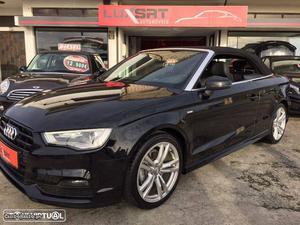 Audi A3 CABRIO S-LINE Junho/14 - à venda - Ligeiros