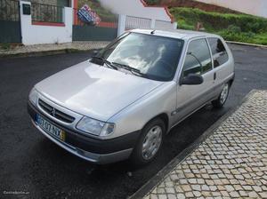 Citroën Saxo 1.5D Julho/99 - à venda - Comerciais / Van,
