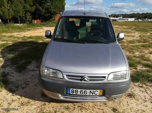Citroën Berlingo 1.4 elegance Abril/99 - à venda -
