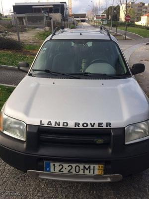 Land Rover Freelander 2.0 DI Dezembro/98 - à venda -