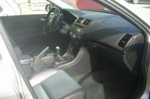 Honda Accord gpl + gasolina