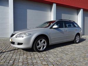 Mazda 6 SW 2.0 MZR-CD Sport (136cv) (5p)