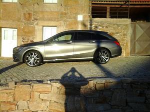Mercedes-Benz Classe CLA 220 CDi Urban Aut. (177cv)