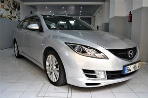 Mazda 6 SW MZR-CD 2.0 Exclusive (140cv) (5p)