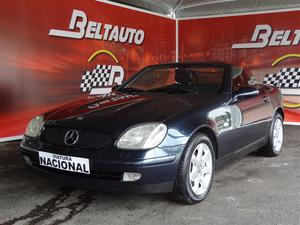 mercedes benz classe slk 230 amg acidentado cozot carros. Black Bedroom Furniture Sets. Home Design Ideas