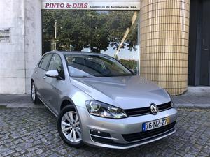 Volkswagen Golf 1.6 TDI BlueMotion Confortline (105cv)