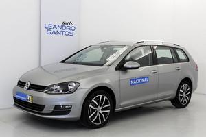 Volkswagen Golf Variant 1.6 TDi GPS Edition 110CV