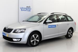 Skoda Octavia Break 1.6 TDi Greenline GPS