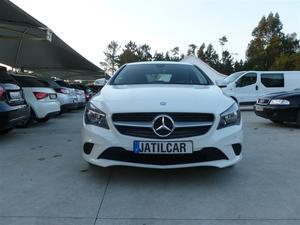 Mercedes-Benz Classe CLA 200 Coupe CDI (136cv 4P)