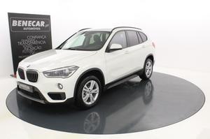BMW X1 sDrive 16d Advantage Aut. GPS / LED / Vidros