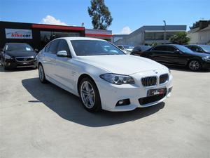 BMW Série  d Pack M Auto (190cv) (4p)