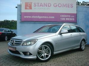 Mercedes-Benz Classe C 220 CDI Station Auto AMG