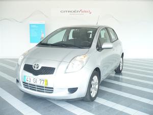 Toyota Yaris 1.0 VVT-i Sol AC##VENDIDO##